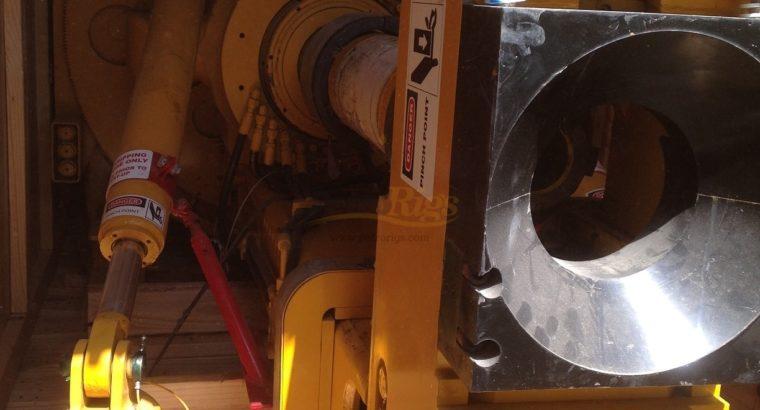 Canrig 1050E-712/ 500 Ton Top Drive