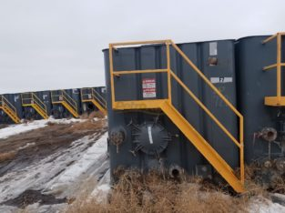 500bbl Frac Tanks/ Large Inventory