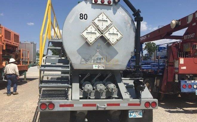 QM Acid Transport Units 5000 gallons