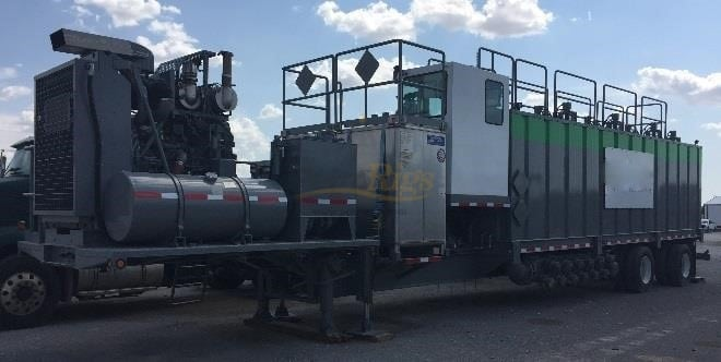 NOV Rolligon HT-270 Hydration Unit