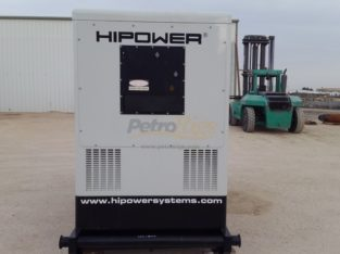 Hipower 185kw Generator