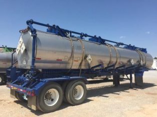 QM Acid Transport Units 5000 gallons