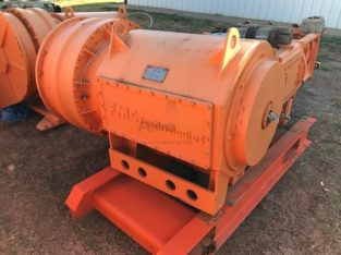FMC Frac Pumps (Triplex Stimulation Pumps)