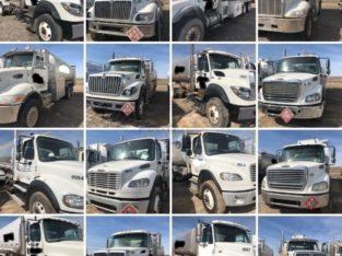 Bobtail Fuel Trucks