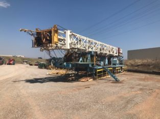 Crown Duke 750hp Mobile Drilling Rig