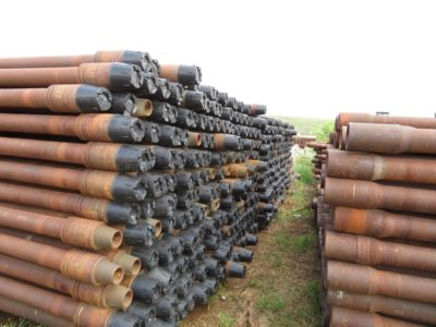 4 1/2 inch G-105 Drill Pipe