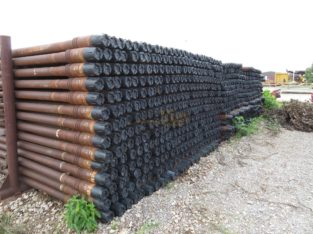 3 1/2 inch S-135 Drill Pipe