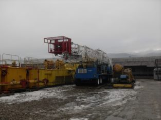 Cooper 350hp Carrier Rig