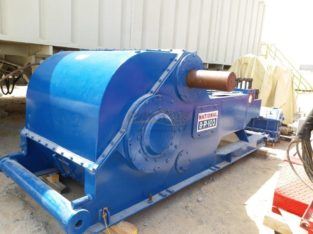 National 9-P100 1000hp Mud Pump