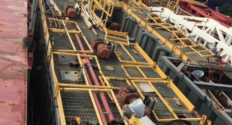 NOV 1500hp AC drilling rig