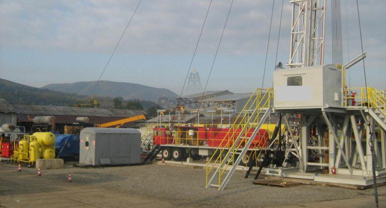 Corsair Carrier 550hp Rig