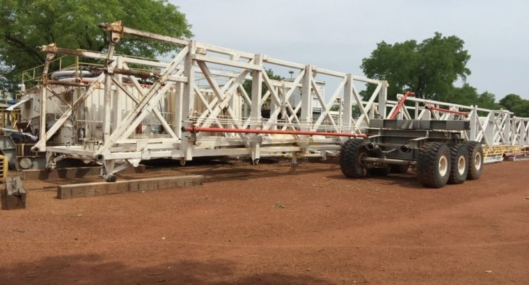 IRI Trailer 1100hp SCR Twin Rigs, (2)