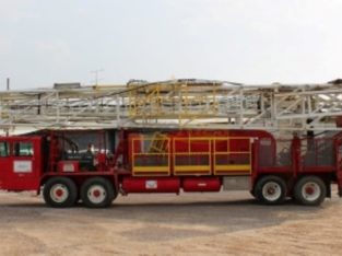 Franks 300 Workover Rig