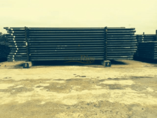 4 1/2 inch S-135 Drill Pipe