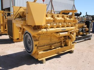CAT D398 Diesel Engine, Low Hour