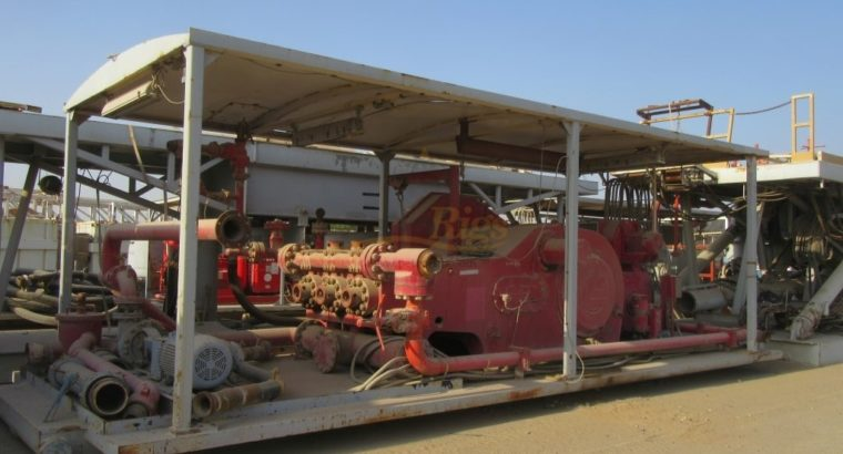 IDM 1500hp AC Drilling Rigs, (2)