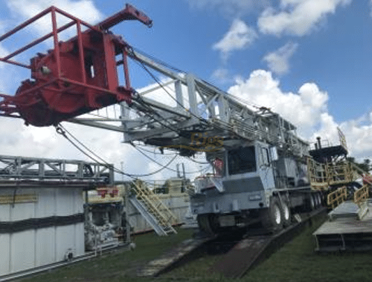 Loadcraft 550hp Carrier Rigs, (5) Rigs