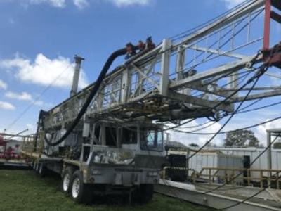 Loadcraft 550hp Carrier Rigs, (5) Rigs