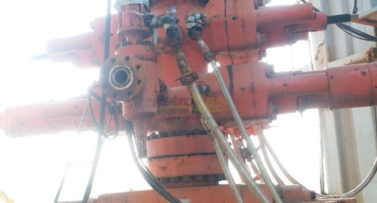 FMC 13 5/8 10k psi BOP