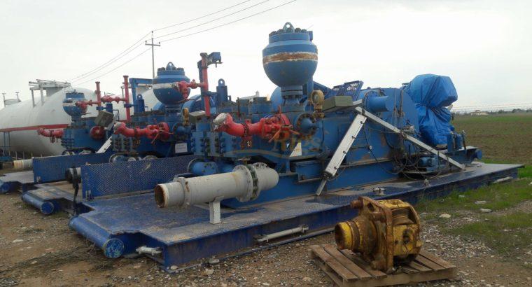 LeTourneau 2000hp AC Drilling Rig