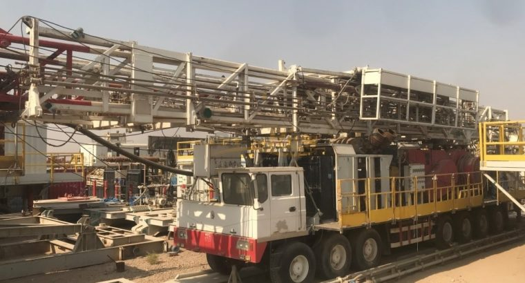 HH 1000hp Carrier Rigs, (4) Rigs