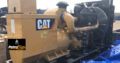 CAT 3512C Genset Packages (3 sets, Brand New)
