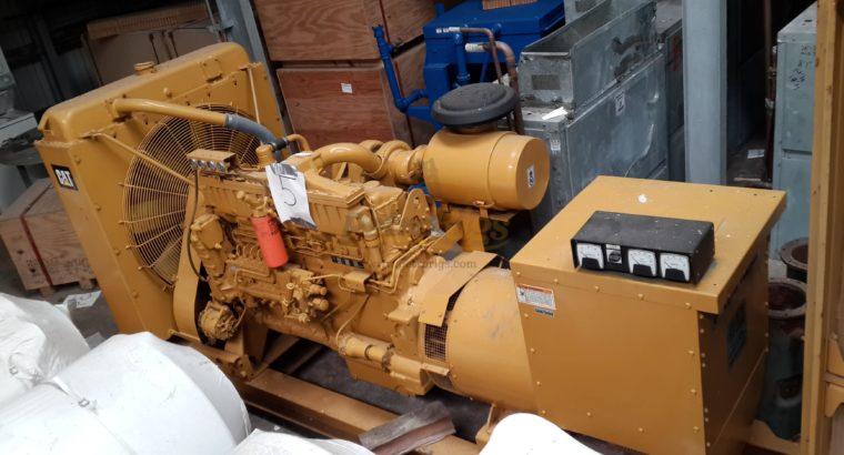 CAT 3406B 320kw Genset