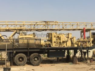 Gardner Denver 2000 Water Well Drilling Rig