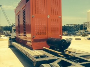 CAT C-18 Genset 600KW, NEW