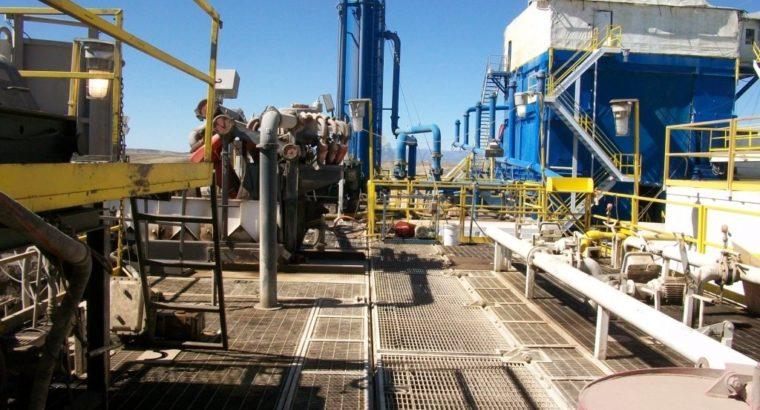 Continental Emsco 1500hp SCR Drilling Rig