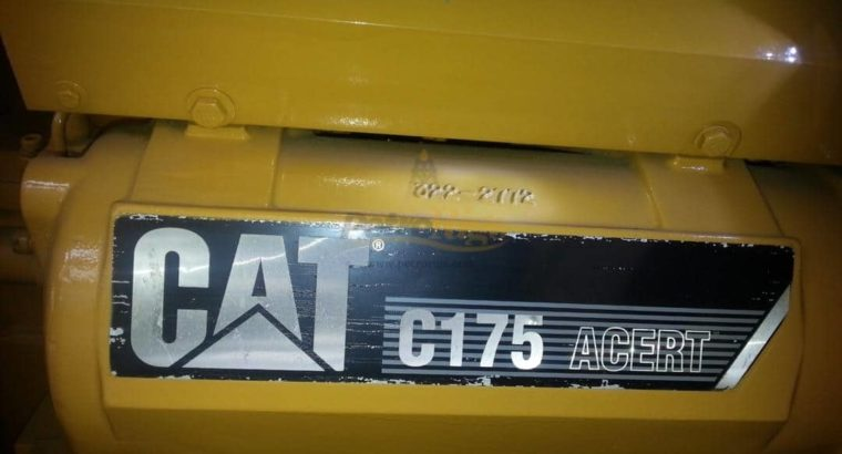 CAT C175-16 Gensets (4) units