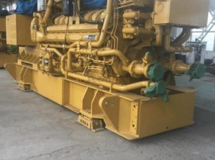 CAT C175-16 Gensets (4) units
