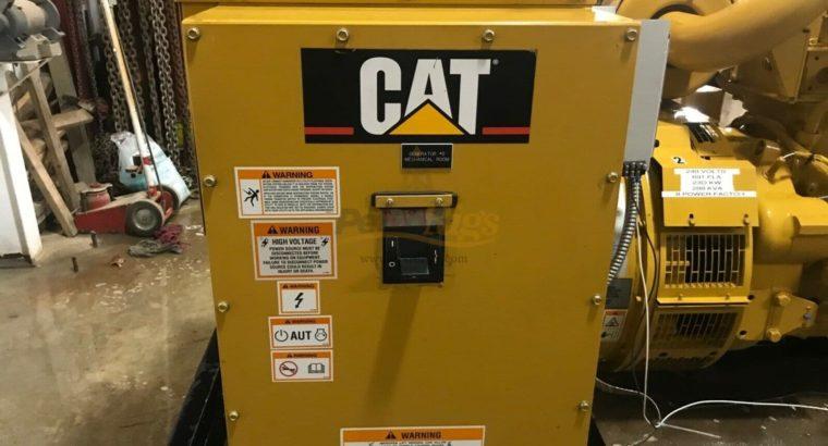 CAT 3306DITA 230KW Genset