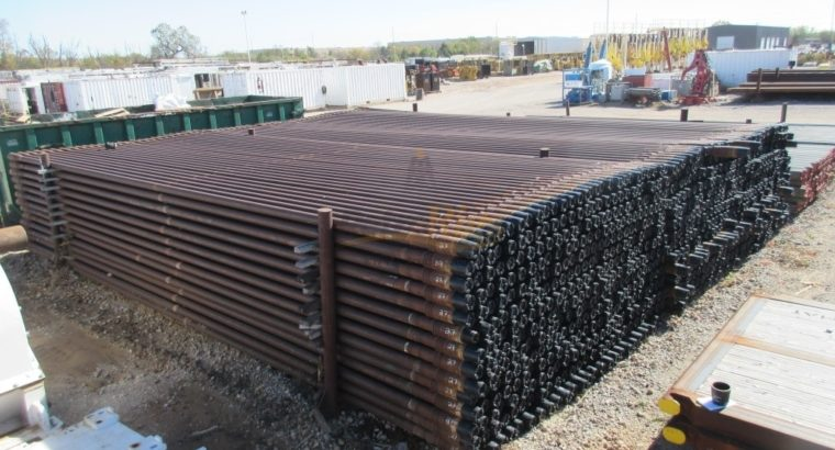 Grant PrideCo over 250,000 Feet of Surplus New Drill Pipe
