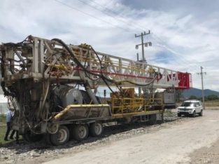 MD Cowan 525hp Mobile Rig