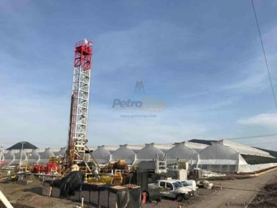 MD Cowan 525hp Mobile Drilling Rig
