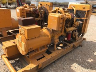 CAT 3406A gen engines and gensets