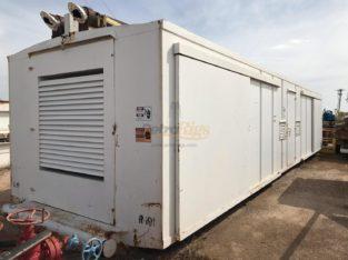 Marathon 700kw Generator House
