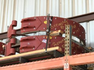 Large Inventory of New Surplus Brake Bands