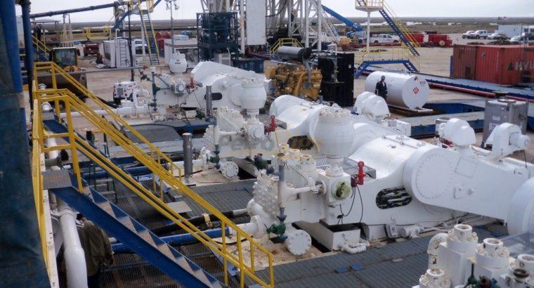 O.I.M.E. Hercules 4000hp SCR Rig