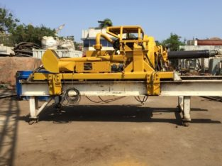 Varco TDS3 and Pipe Handler