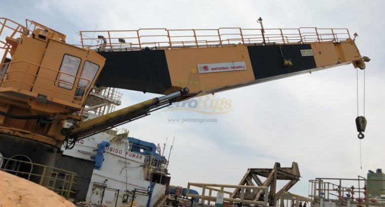 NOV Midship 60 ton Boom Crane