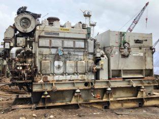 WARTSILA 1350KW Generator Sets