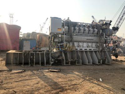 WAUKESHA 3520KVA Natural Gas Generator