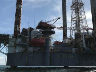 Hercules Offshore Jackup Rig