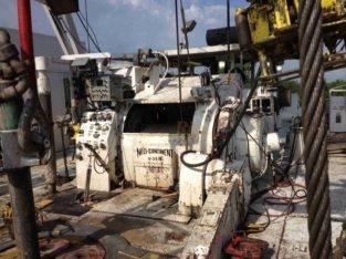 Mid-Continent U-36-A 800HP Rig