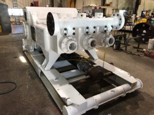 Gardner Denver PZ-9 Triplex Mud Pumps