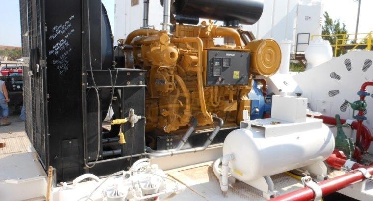 Brewster 800hp Drilling Rig