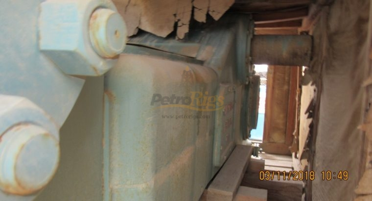 Gardner Denver PZ 11 Mud Pump