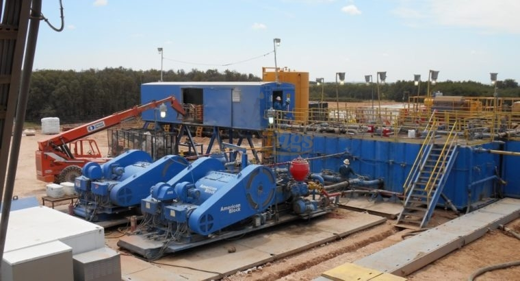 2000hp SCR Drilling Rigs, Two Matching Rigs
